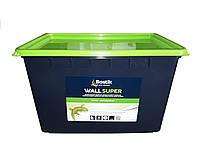 Bostik Wall Super 76 универсальный обойный клей 15 л