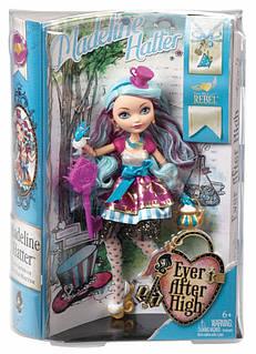 Кукла Ever After High Madeline Hatter Эвер Афтер Хай Меделин Хеттер базовая