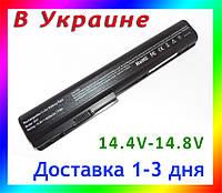 Батарея HP Pavilion DV7, DV8T, DV7T, HDX X18, 5200mAh, 14.4v -14.8v