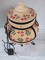 ТАНДЫР модель №3 (дизайн украинский)