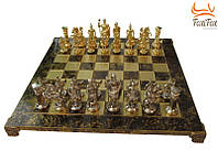 Сувенирные шахматы ручной работы Manopoulos