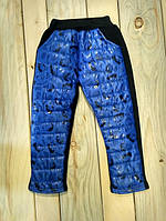 Зимние теплые штаны, длина 60 см, 80 см