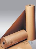 Упаковочная крафт-бумага 35 г/кв.м в рулонах 80 пог. м