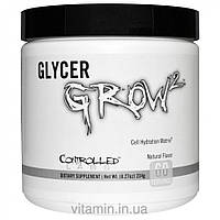 Controlled Labs, GlycerGrow 2, Natural Flavor, 8.27 oz (234 g)