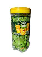Жвачка ядерный взрыв со стикером Fini Nuclear Gum(Испания)