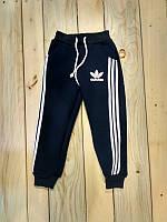 Теплые зимние спортивные штаны ADIDAS 98 см-164 см