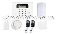 Комплект охранной сигнализации PoliceCam GSM 30С