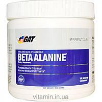 GAT, Beta Alanine, Unflavored, 200 g