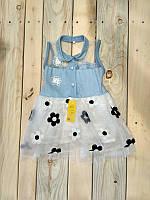 Платье детское от 4 до 6 лет