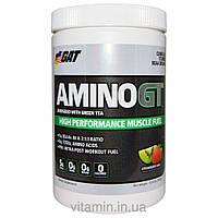 GAT, Amino GT, High Performance Muscle Fuel, Strawberry Kiwi, 13.76 oz (390 g)