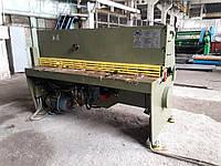Ножницы гильотинные НГ 6.3-2000