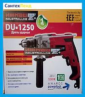 Дрель ударная Ижмаш Industrialline DU-1250