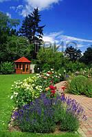 Пленочный обогреватель-картина Трио (Сад), домашний настенный обогреватель