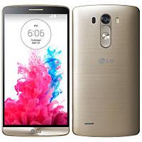 Смартфон Lg G3 D858 Dual Sim 3Gb\32Gb Gold Quad HD 2560 x 1440 3000 мАч