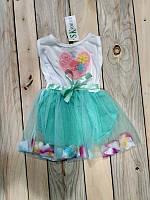 Платье детское от 2 до 5 лет