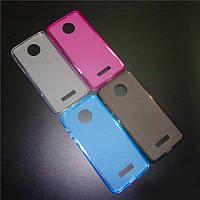 TPU чехол для Motorola MOTO Z (XT1650) (4 кольори)