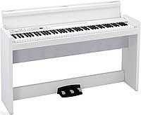 Цифровые фортепиано Korg LP-380-WH