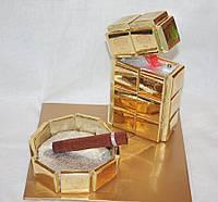 Подарок мужчине на праздник-вкусная композиция:зажигалка,пепельница и сигарета
