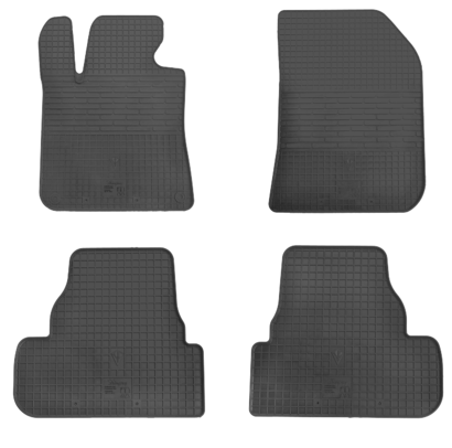 Килимки в салон для Peugeot 308 13- (комплект - 4 шт) 1016034