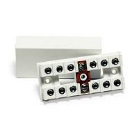Коробка монтажная соединительная 12 клемм с тампером НСД КМС-2-12