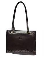 Женская сумка кожаная Hexagona 111851