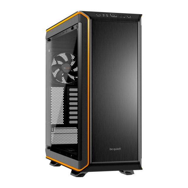 Корпуса компьютерные Be quiet! Dark Base Pro 900 Orange (BGW10)