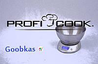 Весы кухонные Profi Cook PC-KW 1040 до 5 кг Германия Хит продаж