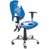 Кресло детское Футбол Динамо Дизайн № 2
