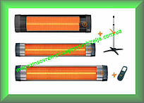 Инфракрасные обогреватели УФО Line 3000 UK