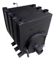 Булер с варочной поверхностью 00 - 150-200  м3 , отопительная печь(Bullerjan)