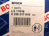 Лямда зонд Bosch 0258017018, 0 258 017 018, A0035427118, фото 2