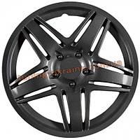 Автомобильные колпаки на колеса JESTIC Star anthracite R13