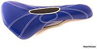 Седло Cionlli 1122, 135 х 272 мм, синее