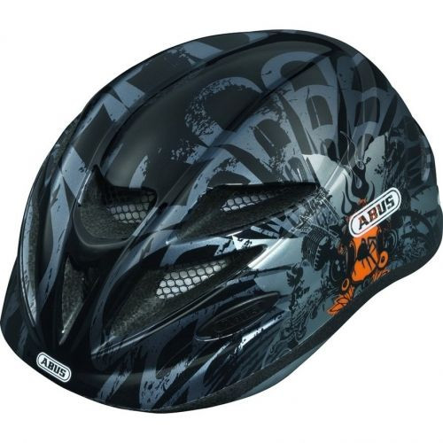 Детский шлем ABUS HUBBLE Sound Orange S