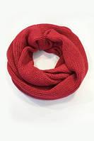 Очень теплый, мягкий и уютный снуд, создаст завершенный образ к любой одежде, код 3455М