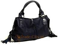 Женская сумка из качественного кожезаменителя BORSELLINI (БОРСЕЛЛИНИ) BOR-A959-9592