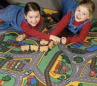 Детский ковролин Время игр