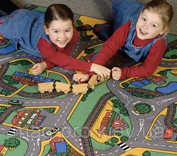Детский ковролин Время игр, фото 2