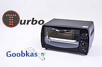Духовка мини Turbo TV-1090W 9л 3 аксессуара