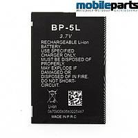 АКБ батарея А КЛАСС NOKIA BP-5L 1500mAh