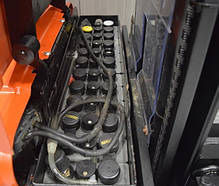 Штабелер с электроподъемом BT SPE 125 , фото 2