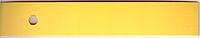 Кромка желтый шафрановый PVC
