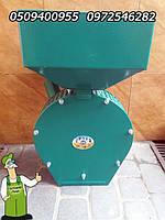Молотковая дробилка зерна «Фермер» B-2  250-400 кг/час, под ременной привод без двигателя