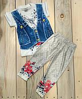 Детский костюм на 5-6 лет Турция
