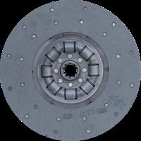 Диск сцепления ведомый на а/м ЗИЛ-130 ТАРА (демпфер на пружинах)