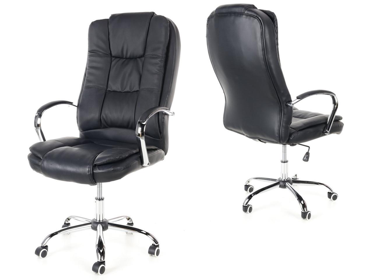 Офисное компютерное кресло VITO черное