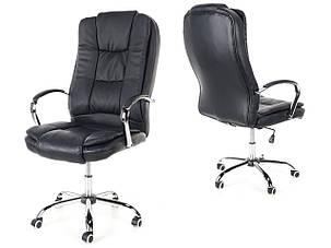 Офисное компютерное кресло VITO черное, фото 2