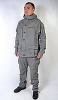 Демисезонный камуфляжный костюм из палаточной ткани, код 40-83