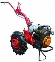 Мотоблок Мотор Сич МБ-8, с бензиновым двигателем МС-10П-02 (ручной запуск) Бесплатная доставка!