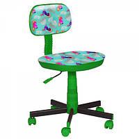 Кресло детское Киндер Girlie кресло, Зеленый